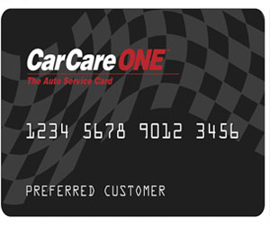 Auto Service Card!!