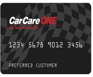 Auto Service Card!!